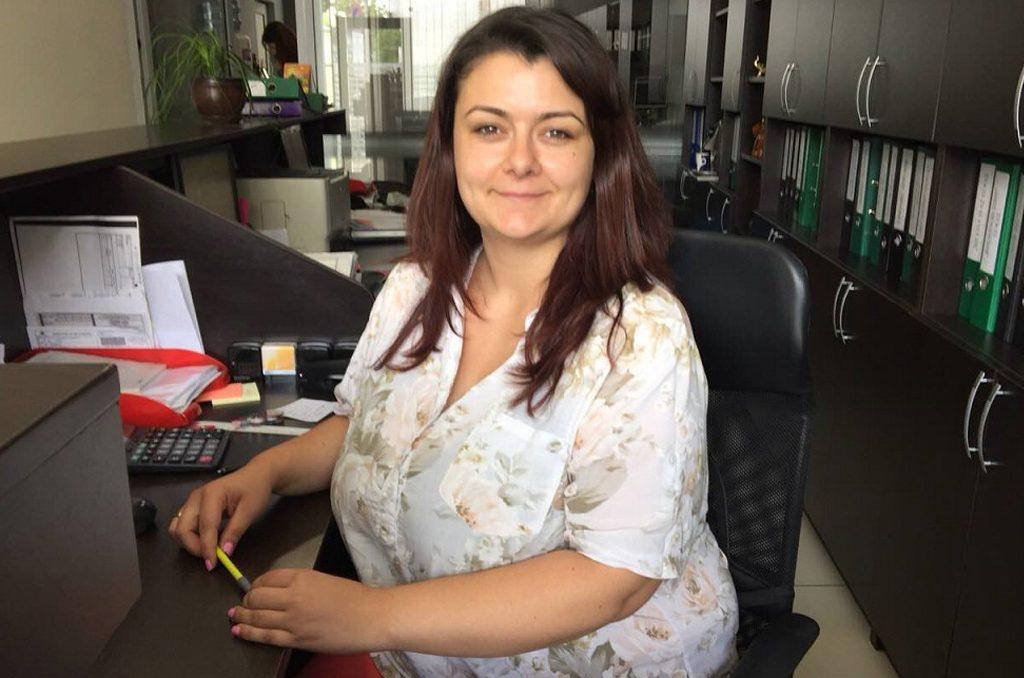 Ж. Маринова - Оперативен счетоводител - Komarov Consult