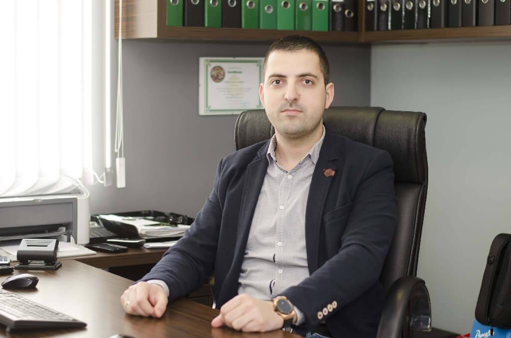 Станислав Комаров - Управител - Komarov Consult
