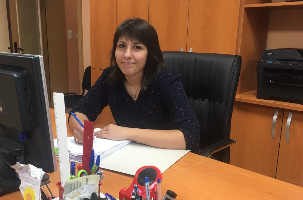 И. Михалева - Оперативен счетоводител - Komarov Consult