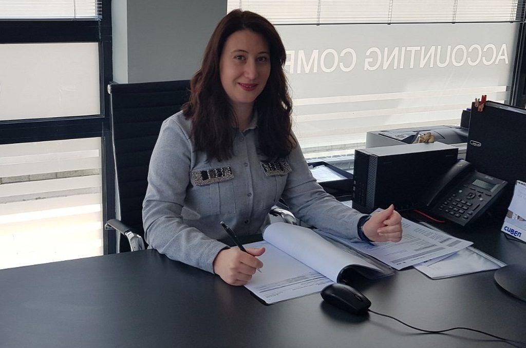 И. Николова - Оперативен счетоводител - Komarov Consult