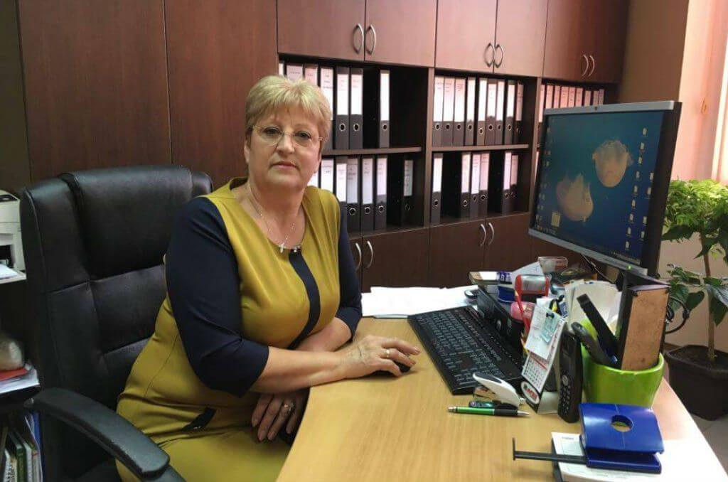 Иванка Комарова - Управител - Komarov Consult