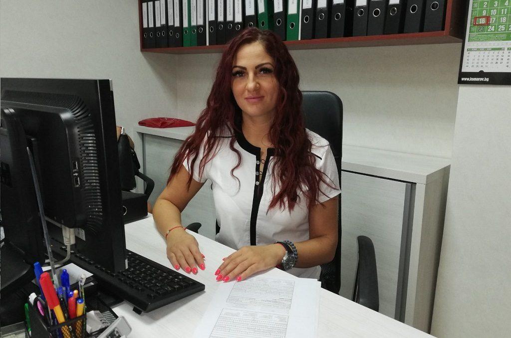 Д. Неделчева - Оперативен счетоводител - Komarov Consult